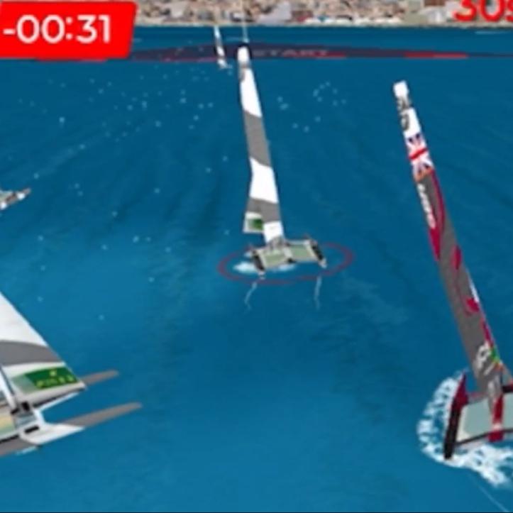 virtual regatta sq